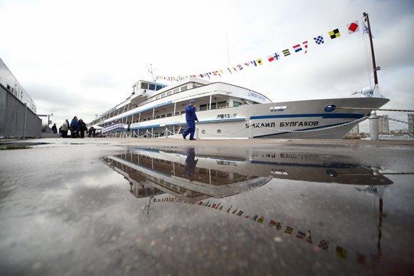 Две базы пассажирского флота построят в Москве