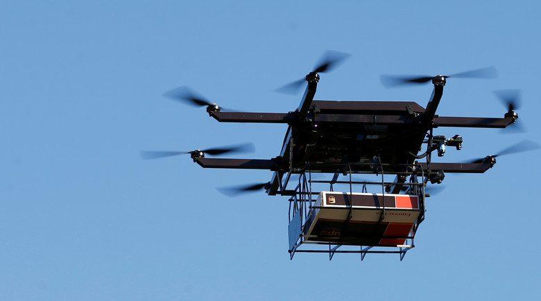 Индонезия всерьез занялась развитием доставки товаров с помощью дронов