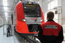 «Уральские локомотивы» создадут двухэтажные электропоезда для РЖД