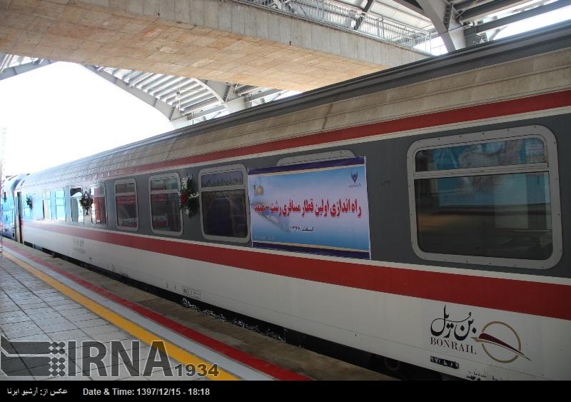 В Иране открылась железная дорога Решт-Казвин
