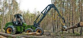 В Карелии будут производить лесозаготовительную технику