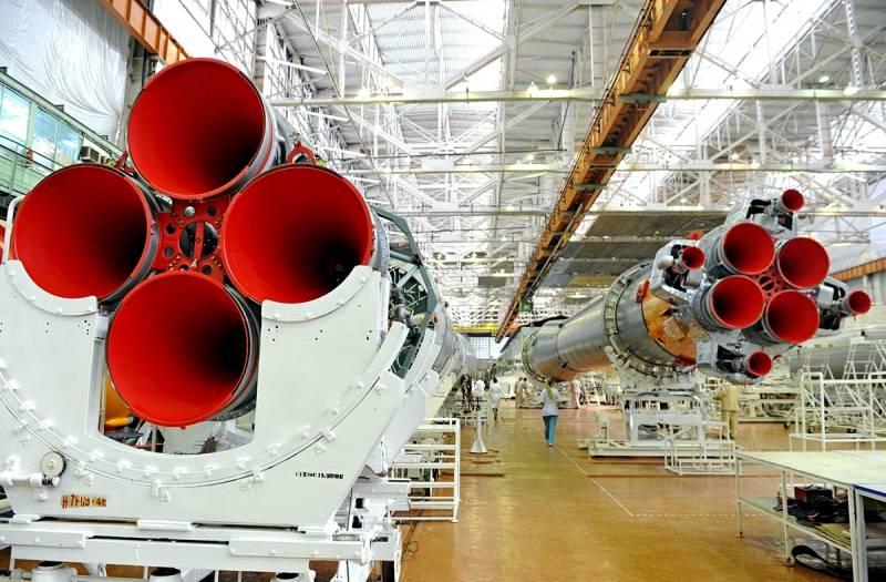 В России показали сверхмощный двигатель РД-171МВ