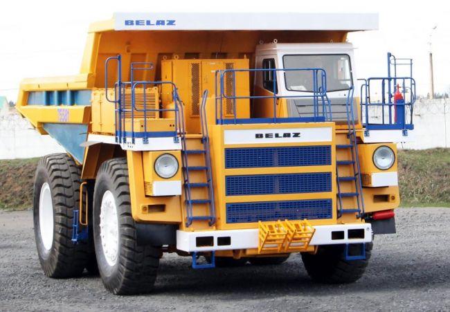 Карьерные самосвалы БелАЗ снова вышли на рынок Чили