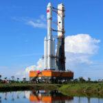 Китай рассказал об успехах в работе над ракетой-«супертяжем»