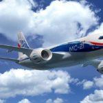 Завершаются испытания нового композитного крыла для МС-21