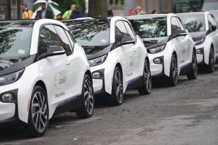 Немецкие автопроизводители вложат 60 млрд евро в электромобили