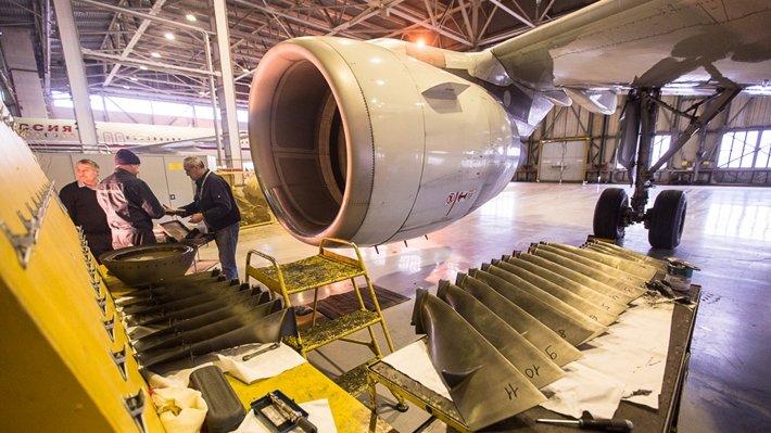 Новые авиационные двигатели России совместили военные и гражданские технологии
