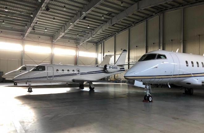 СК конфисковал четыре бизнес-джета авиакомпании Сфера Джет