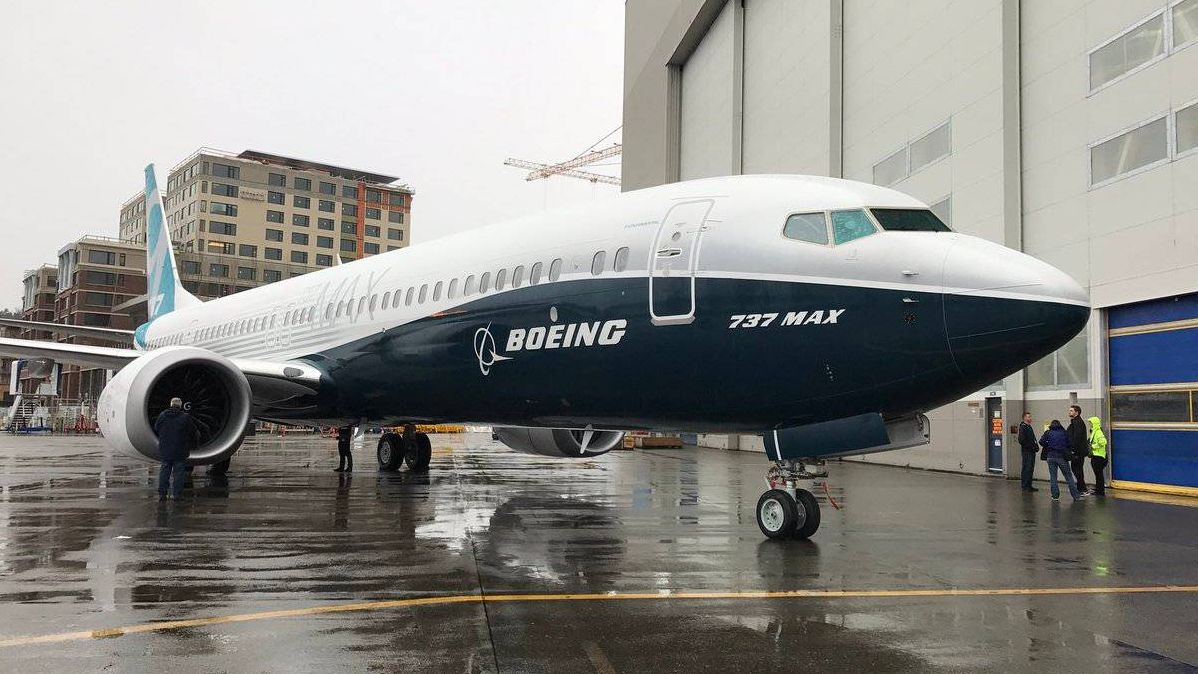 Страны Евросоюза закрыли небо для полетов Boeing 737 Max 8