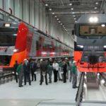 «Уральские локомотивы» внедряют беспилотные технологии вождения «Ласточек»