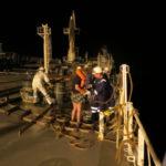 Экипаж танкера «СКФ Сургут» спас яхтсменов в Карибском море
