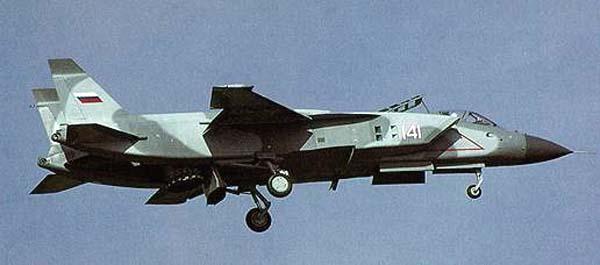 Яковлев Як-141