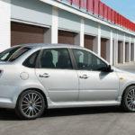 «Спорт-версия» обновленной Lada Granta выйдет летом
