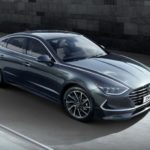 Hyundai наконец то рассекретил новую Sonata