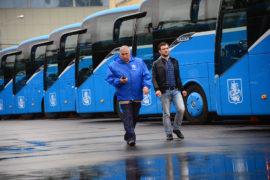 Городской наземный транспорт оснастят тахографами