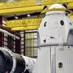 Неполадки на испытаниях двигателей космического корабля Dragon-2