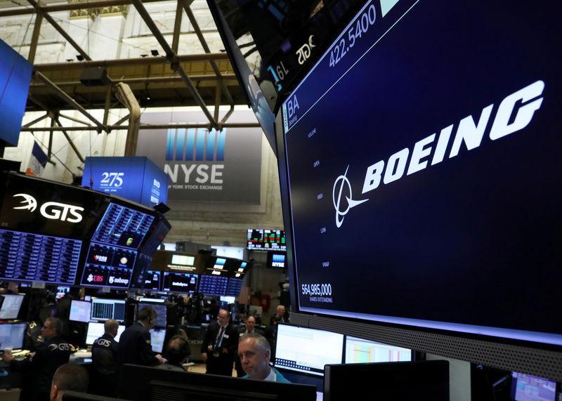 Прибыль Boeing упала на 21% после приостановки полетов 737 MAX