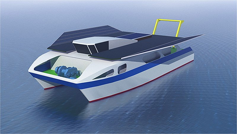 Безэкипажное судно Пионер-М