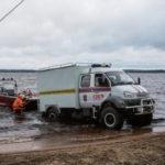 Спасатель рассказал, как выбраться из провалившегося под лед автомобиля