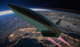 Метановое будущее одноступенчатых ракетопланов