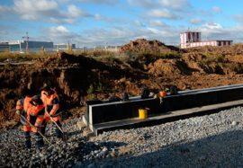 Минтранс назвал срок завершения реконструкции второй полосы в Домодедово