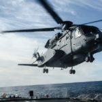 Вертолет канадских ВВС пропал с радаров над Ионическим морем