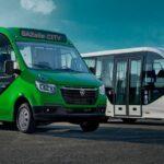 Автобусы ГАЗель City