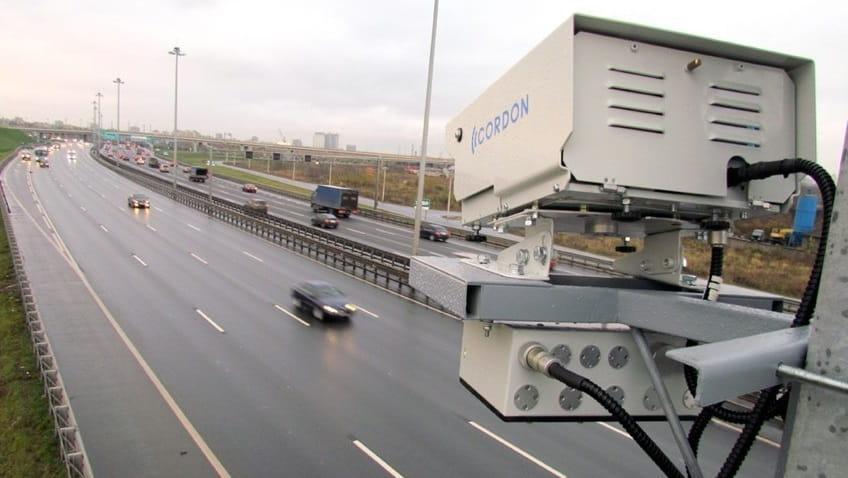 Проверка дорожными камерами