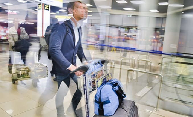 Пассажир