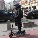 Дорожные правила для электросамокатов могут появиться к началу весны